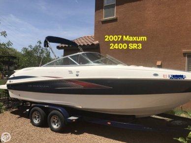 Maxum 2400 SR3, 24', for sale - $23,000
