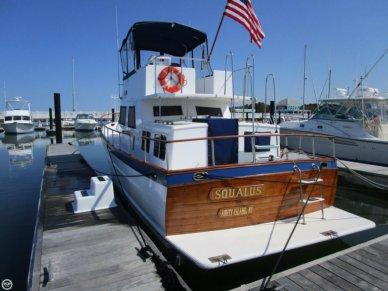 Ta Chiao CT 35 Trawler, 35', for sale - $59,000