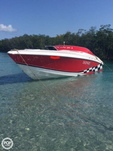Donzi 33ZX, 33', for sale - $66,000