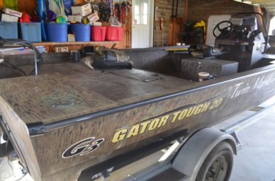 G3 Gator Tough 20 CCJ DLX, 20', for sale - $26,600