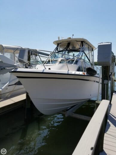 Grady-White 272 Sailfish, 27', for sale - $39,000
