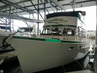 Monk 45 McQueen Trawler, 45', for sale - $95,000