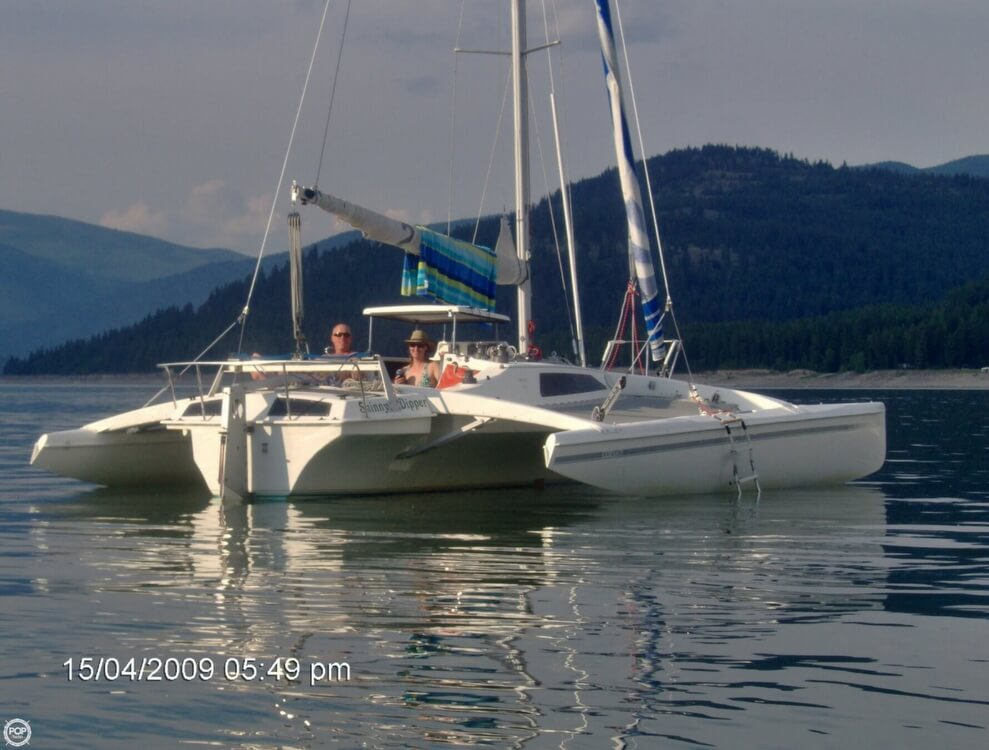 SOLD: Corsair Marine F-27 Trimaran boat in Gallatin Gateway