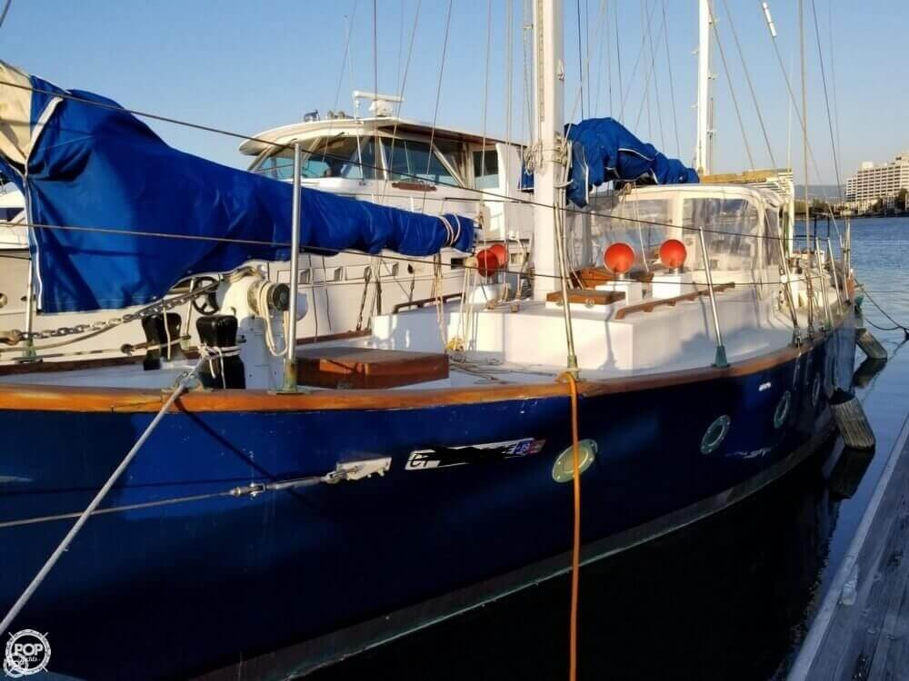 SOLD: Samson 55 boat in Emeryville, CA   150835