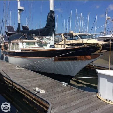 Ta Chiao CT-41, 41', for sale - $36,700