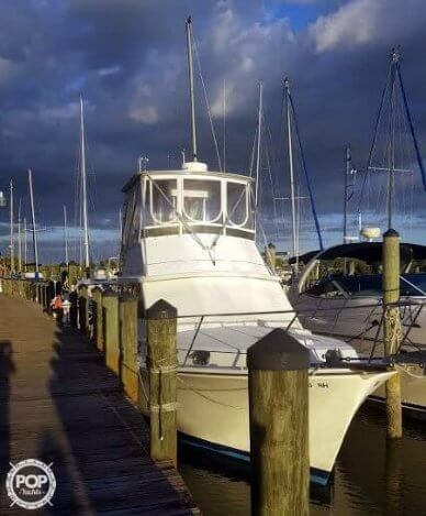 Cape Dory Offshore 36 Flybridge Cruiser, 37', for sale - $74,987