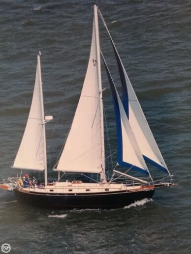Tayana 37 Ketch, 42', for sale - $72,300
