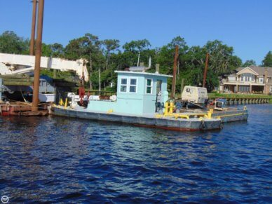 Custom Built 38 Push/Pull Tug, 38', for sale - $55,600