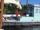 Upper Half Of Pilothouse Is Removable For Shipping