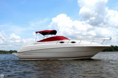 Monterey 262 Cruiser, 28', for sale - $29,900