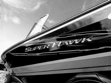 Crestliner 1750 Super Hawk Fish n' Ski, 17', for sale - $25,000