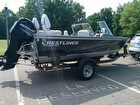 2013 Crestliner 1750 Super Hawk Fish n' Ski - #2
