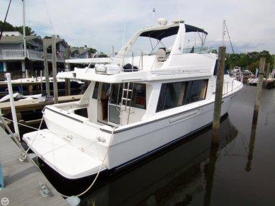 Bayliner 4788 Pilot House Motoryacht, 47', for sale - $215,000