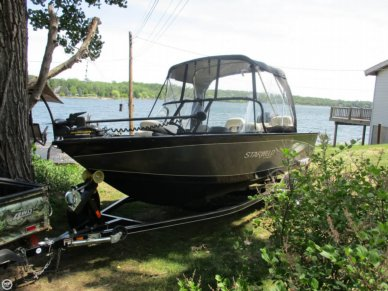 Starcraft Starweld 17, 16', for sale - $22,500