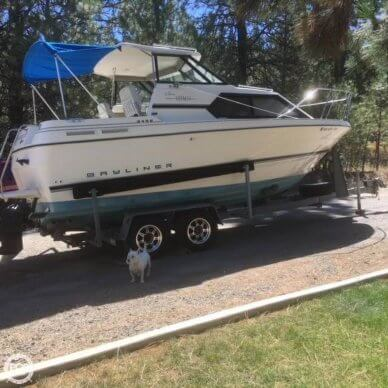 Bayliner 2452 CIERA Express, 23', for sale