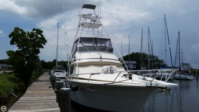Bertram 46 convertable, 46', for sale - $163,000