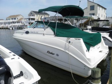 Rinker 242 Fiesta Vee, 24', for sale - $17,500
