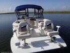 Swivel Fishing Chairs With Trolling Motor & Windlass Control