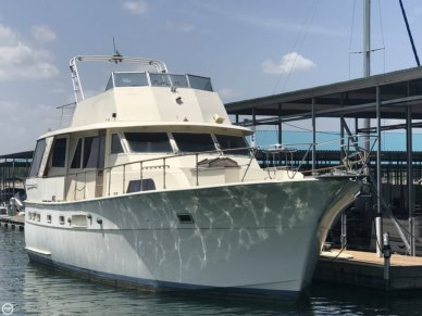 Hatteras 53 MY, 53', for sale - $48,000