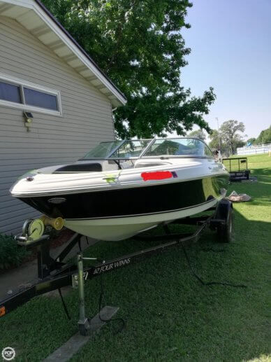 Four Winns H180, 17', for sale - $18,750