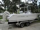 2012 Sea Hunt Triton 225 - #2