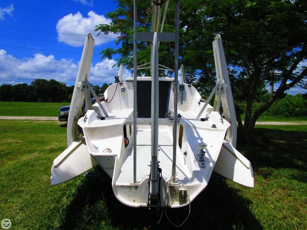 2002 Corsair Marine F-24 MKII Farrier design For Sale
