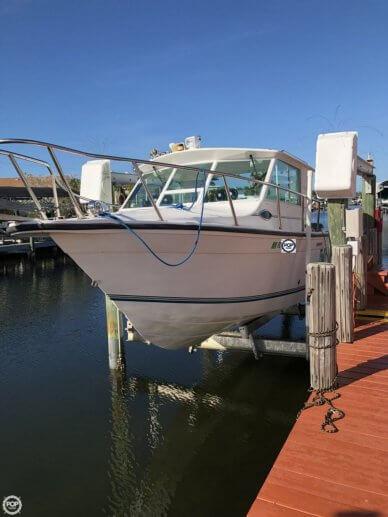 Baha Cruisers 251 GLE, 25', for sale - $50,000