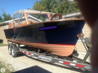 Lyman 24 Sleeper, 24', for sale - $23,500