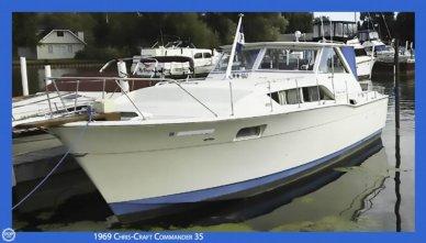 Chris-Craft Commander 35, 37', for sale
