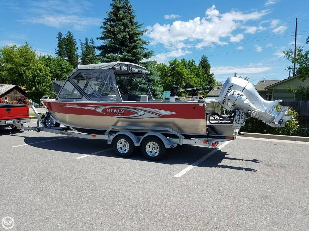 2016 Hewes 210 Searunner For Sale