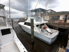 1976 Post 42 Sportfish With Ice Blue Hull