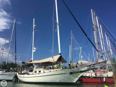 Island Trader 41, 40', for sale - $49,000