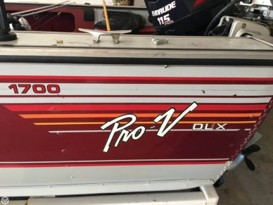 Lund Pro V 1700 Deluxe, 17', for sale - $15,500