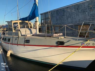 Yorktown 39, 39, for sale - $21,000