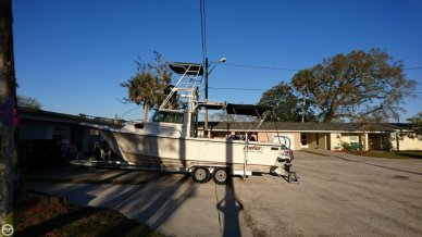 Parker Marine 2520 Sport Cabin, 25', for sale - $50,000