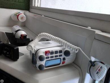 VHF Radio With Hailer