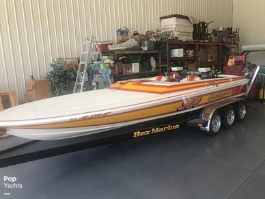 1987 Schiada 21 River Cruiser - #2