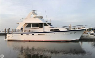 Hatteras 53 MY, 52', for sale - $221,200