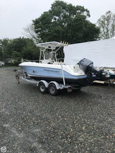 Aquasport 205 Osprey CC, 22', for sale