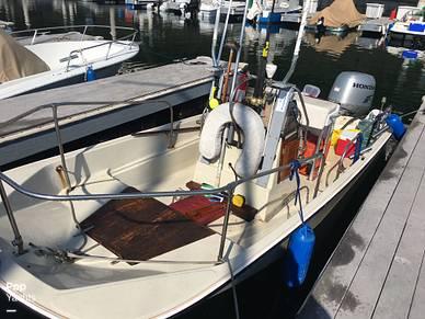 1986 Boston Whaler 17 Montauk - #2