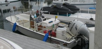 1986 Boston Whaler 17 Montauk