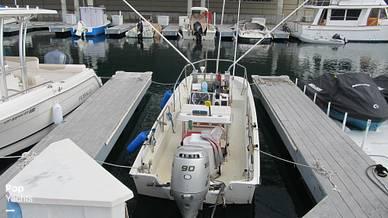 Boston Whaler 17 Montauk, 17, for sale - $14,995