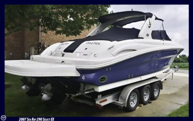 Sea Ray 290 SLX, 290, for sale