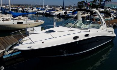 Sea Ray 260 Sundancer, 28', for sale - $61,200