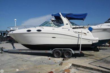 Sea Ray 260 Sundancer, 28', for sale - $33,000