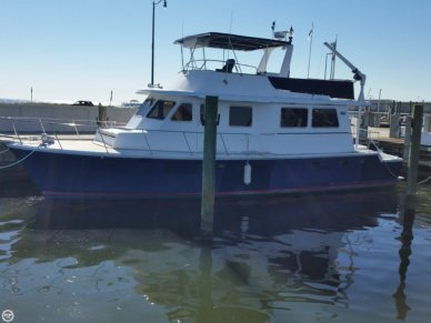 Cheoy Lee Efficient Cockpit Motor Yacht - 52', 51', for sale - $85,900