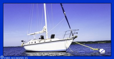 Allmand 35, 35, for sale - $19,000