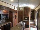 Cabinets/ Glazed Cherry Hardwood