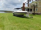 2003 Sea Ray 240 Sundeck, 2003 Loadmaster Trailer