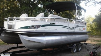 Sun Tracker 22 Party Barge Regency Sport Fish, 24', for sale - $24,500